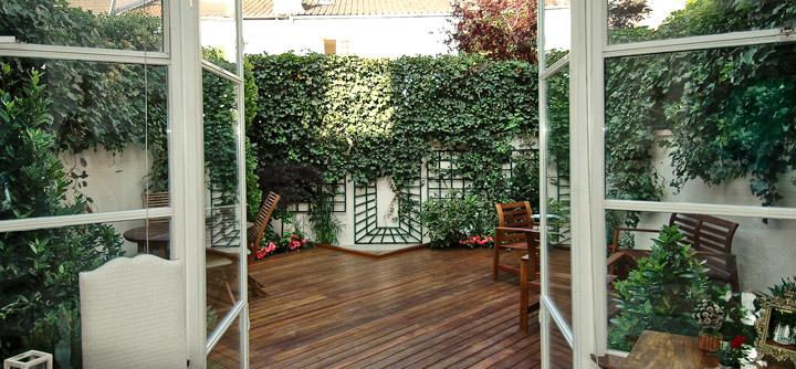 Complètement et à l'extrême Aménagement de terrasse et balcon paysagers | Terrasse Concept #QV_83