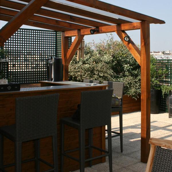 Bar Pour Terrasse cuisine et bar en terrasse | terrasse concept