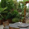 Bien démarrer la journée avec un petit-déjeuner en terrasse