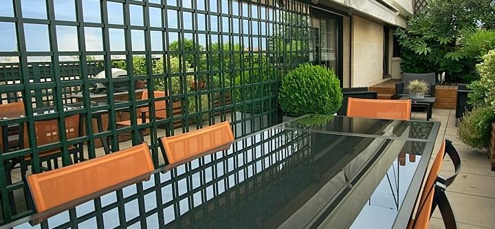 Le balcon devient panoramique