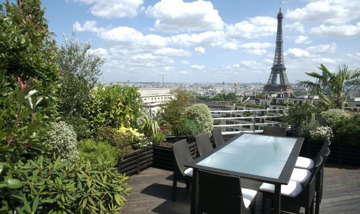 Aménagement de terrasse et balcon paysagers | Terrasse Concept Paris ...